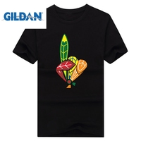 GILDAN New Fashion Chicago Blackhawk WE ARE NUMBER ONE T Shirt T Shirts Men For Fans