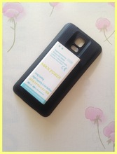 7800mAh High Capacity Extended Li ion Replacement Battery Back Cover for Samsung S5 SV i9600 SM