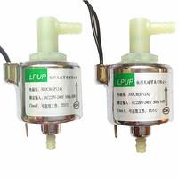Miniature electromagnetic pump magnetic pump steam mop dedicated pump model 30DSB (SP12A) voltage AC220V 240V 50Hz power 16W