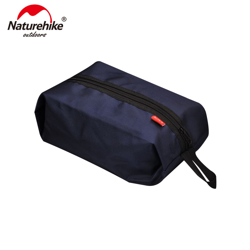 NatureHike Travel Wash Bag Men Portable Laundry Women Cosmetic Bag Make Up Set Waterproof Camping Travel Kit NH15A001-R