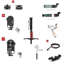Zhiyun Weebill Lab Accessoires Gimbal Transmount Telefoon Houder Mount & Quick Setup Kit & Servo Follow Focus & Monopod & tas