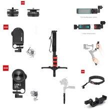 Zhiyun Weebill Lab Accessories Gimbal Transmount Phone Holder Mount & Quick Setup Kit & Servo Follow Focus & Monopod & Bag