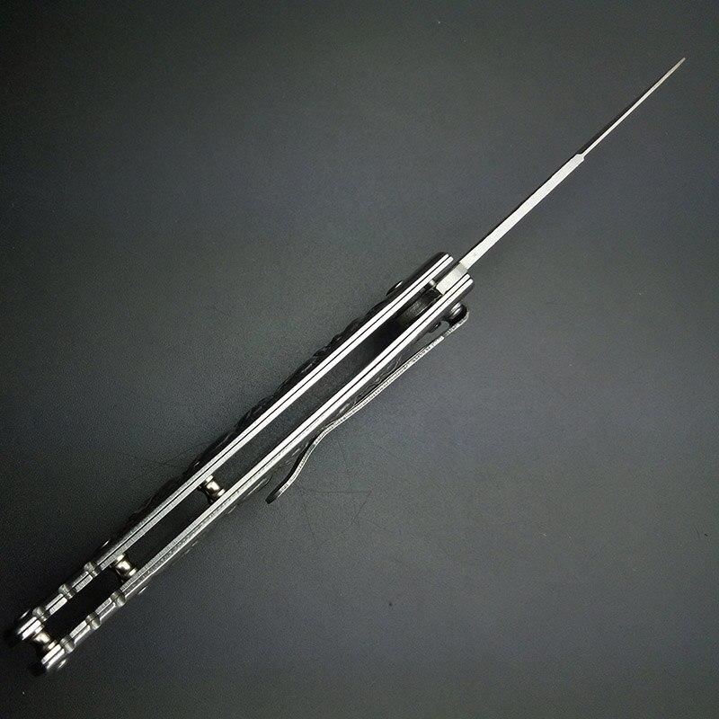 Italijos spalvos titano lauko įrankių peiliai daugiafunkcinis - Rankiniai įrankiai - Nuotrauka 5
