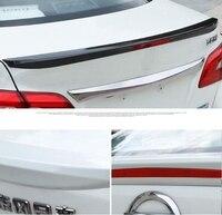 Выше Star ABS материал с цветом краски заднего крыла Спойлер, хвост плоскости для Nissan Sylphy/sentra 2012 2016