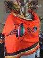Luxury brand scarf Italy Big Size Brand Cashmere Scarves Karl Desinger wool Bandana Poncho Blanket Pashmina Shawl Winter Echarpe