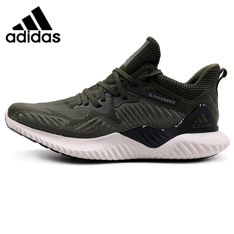 d34c905538a Aliexpress.com  Compre Original New Arrival 2018 Adidas alphabounce beyond  m Men s Running Shoes Sneakers de confiança Tênis de corrida fornecedores  em best ...