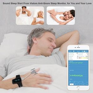 Image 5 - Auto CPAP Machine MOYEAH Smart Home Ventilator With Anti Snoring Sleep Aid Watch And Wifi Connected For Sleep Apnea Anti Snoring