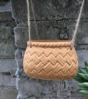 2016 New Creative Household Ceramic Pot Planting Ceramic Flower Pot Hanging Basket