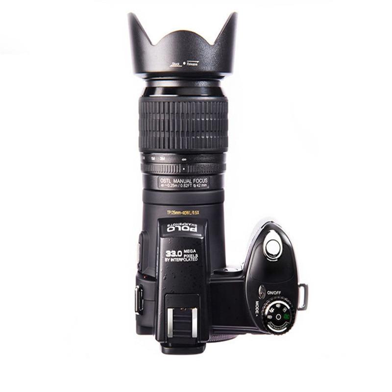 Mise à niveau Professionnel Protax POLO REFLEX D7100 13 Mégapixels Appareil Photo Numérique HD avec Lentilles Interchangeables