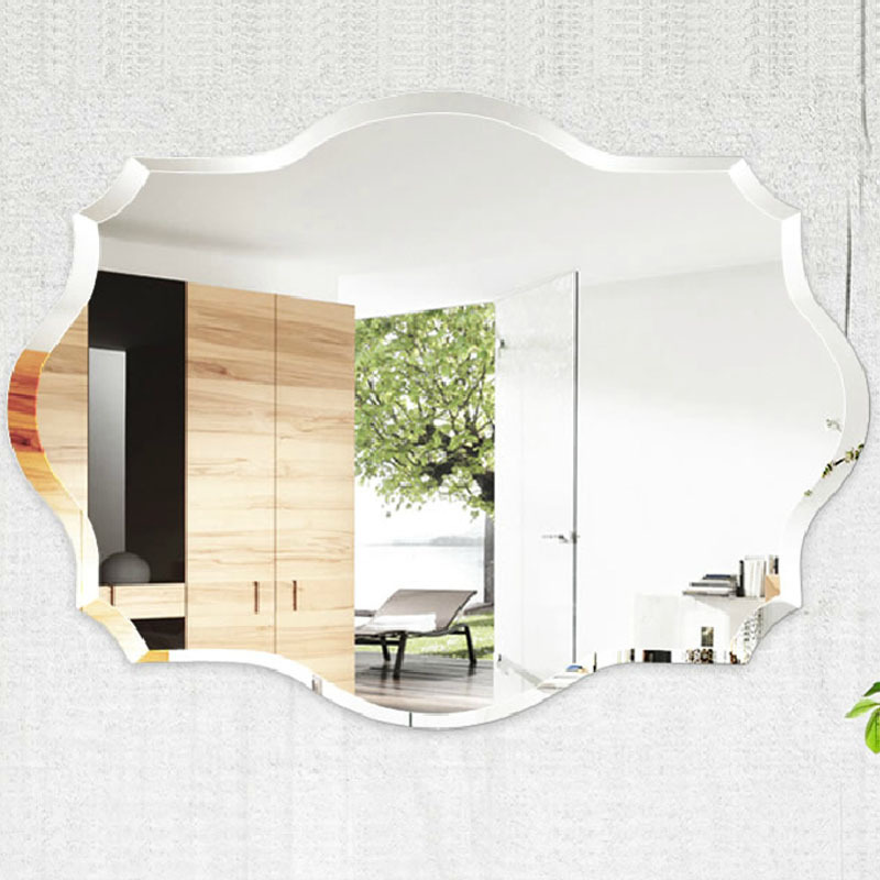 Excepcional Espejos Sin Marcos Foto - Ideas para el hogar - telchac.info