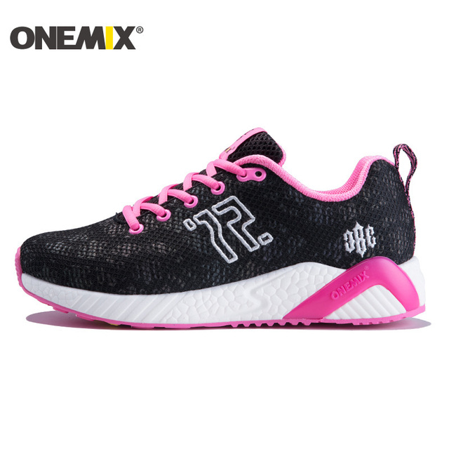 2abd7e07a4fec Woman Running Shoes Women Sports Trekking Shoe Reflective Retro Classic  Athletic Trainers Tennis Outdoor Trail Walking Sneakers