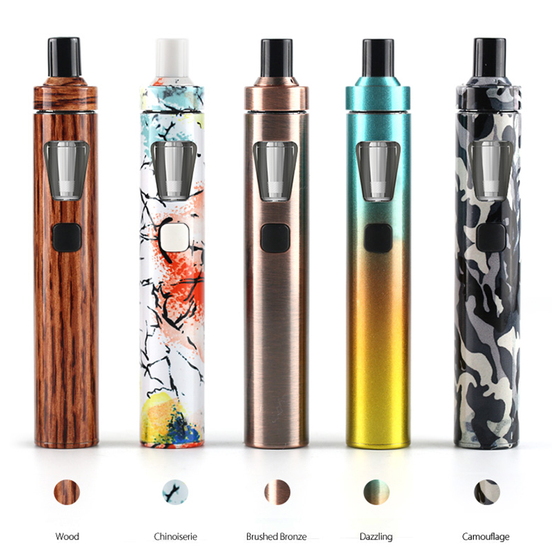 Russia Clearance Joyetech EGo AIO Quick Kit 2ml Capacity Atomizer Tank & 1500mAh Battery E Cig Vape Kit Vs Drag S / Aegis boost