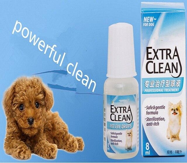 2 Pcs A Set Pet Dog Puppy Cat Supplies Eye Care Eye Drop Health
