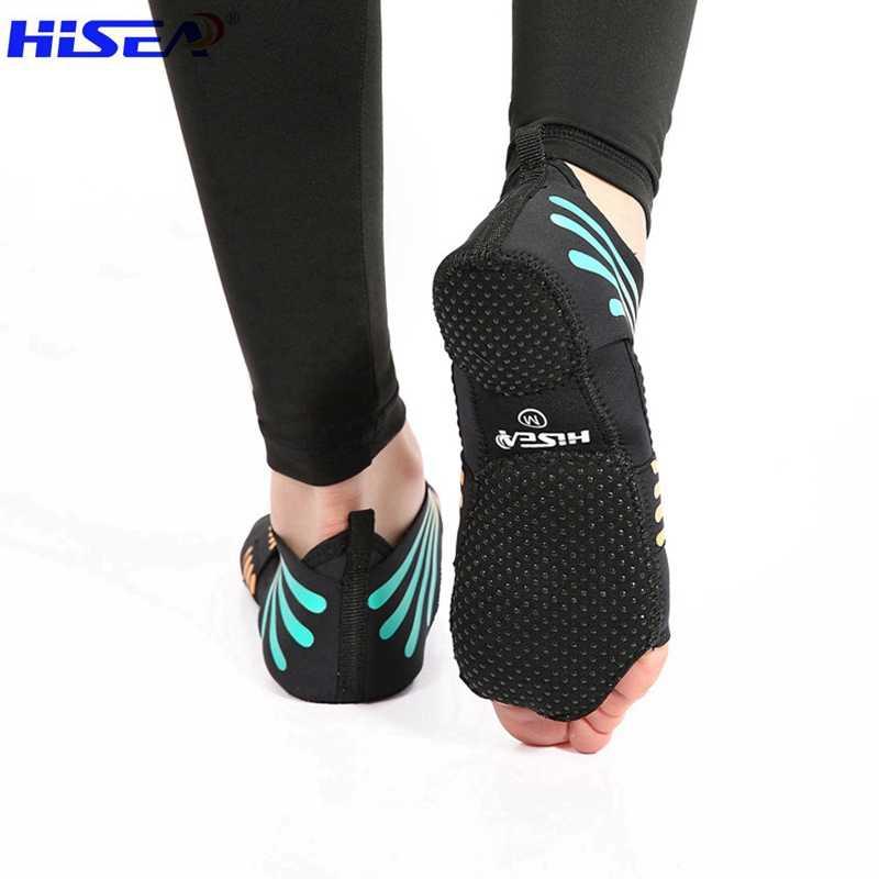 Beruf fitness Damen Mädchen Frauen Sport Pilates Yoga socken Non Slip Grip Hohe elastizität weichheit Schuhe Socke Half-finger