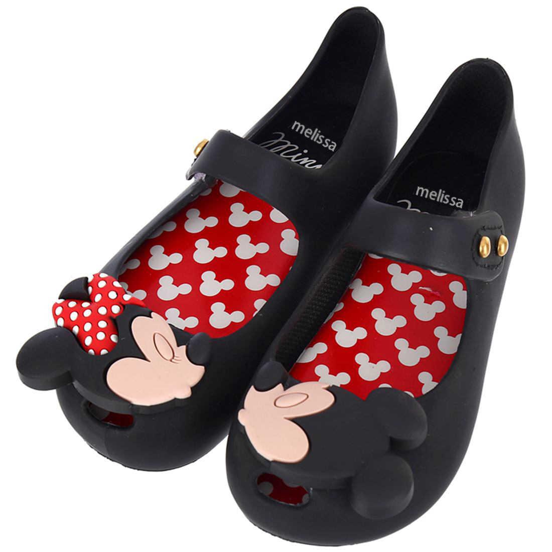 Girls Shoes Mini Twins Mouse Kids Shoe