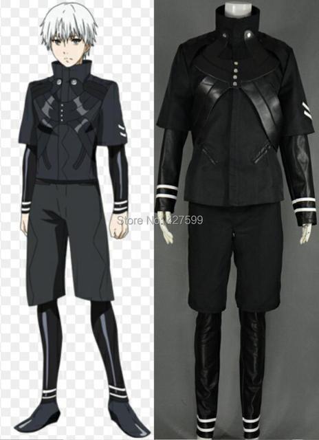 Hot Deal Tokyo Ghoul 2 Ken Kaneki Cosplay Costume Ken Kaneki