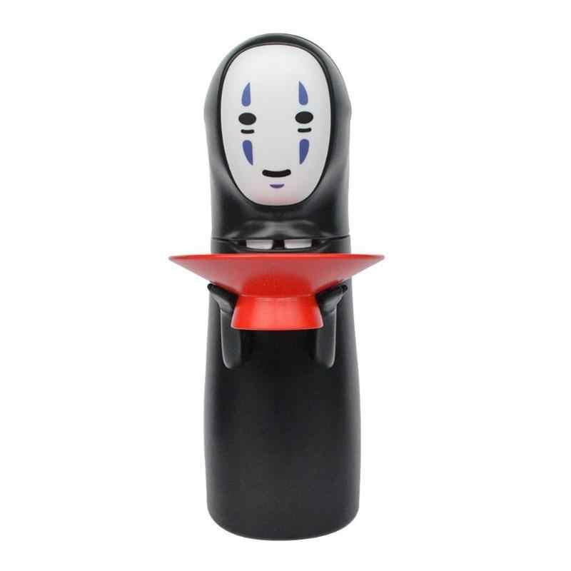 מכירה לוהטת המסע מופלא Kaonashi לא-פנים פיגי בנק צעצוע אוטומטי לאכול מטבע בנק מיאזאקי הייאו Chihiro עיצוב חג המולד הווה