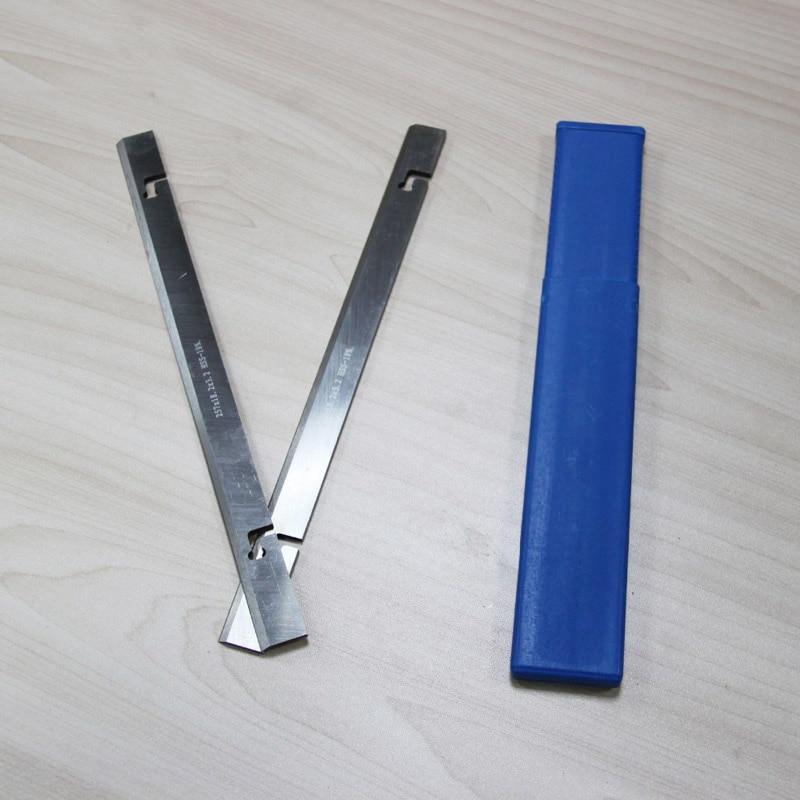 """HSS medienos žnyplių peiliai 257x18,2x3,2 mm, """"MacAllister - Elektrinių įrankių priedai - Nuotrauka 4"""