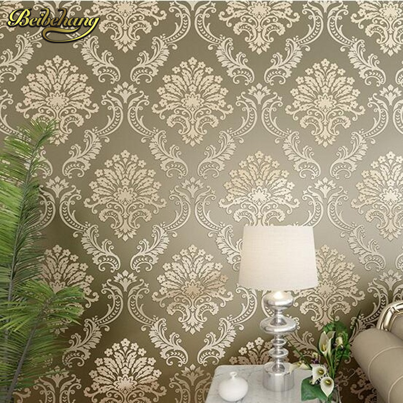 beibehang Wall paper Dimensional relief TV backdrop environmental non-woven wallpaper bedroom living room 3D papel de parede. beibehang papel de parede 3d dimensional relief korean garden flower bedroom wallpaper shop for living room backdrop wall paper page 8