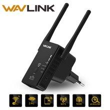 Wavlink Repetidor Wi-fi Sem Fio N300 Original 300 mbps Universal Gama Modo AP Router Repetidor Wireless Router Com 2 Antenas