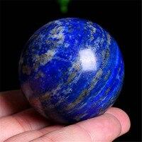 drop shipping Natural lapis lazuli Crystal gemstone sphere meditation reiki healing lapis lazuli crystal sohere wholesale