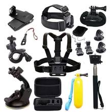 Action Camera Accessories for Gopro Hero 7 AKASO EK7000 Brave Victure Crosstour Apeman VicTsing Action Camera Accessory Bundle(China)