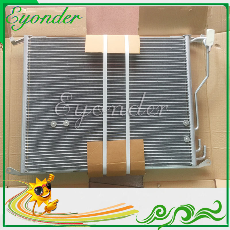 A C AC Aircon Air Conditioning Condenser for Mercedes Benz SL CLASS R230 SL55 SL65 SL350