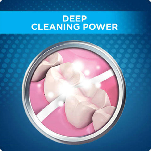 Oral B Glide Pro Health Dental Floss Multi-Protection Deep Clean Flat Thread Smooth Flosser for Oral Hygiene 40m 2/6pcs