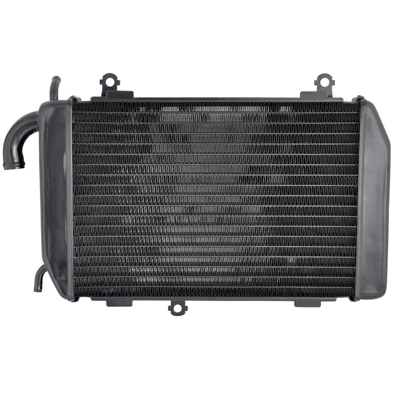 Motorcycle Parts Aluminium Cooling Cooler Radiator For GL1800 05-10 2010 2009 2008 2007 2006 2005 aftermarket free shipping motorcycle parts eliminator tidy tail for 2006 2007 2008 fz6 fazer 2007 2008b lack