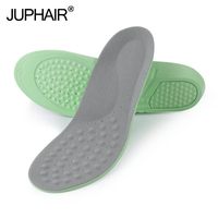 JUP 1 Pair Can Be Free To Cut Super Soft Breathable EVA Sport Shoes Shock Absorption