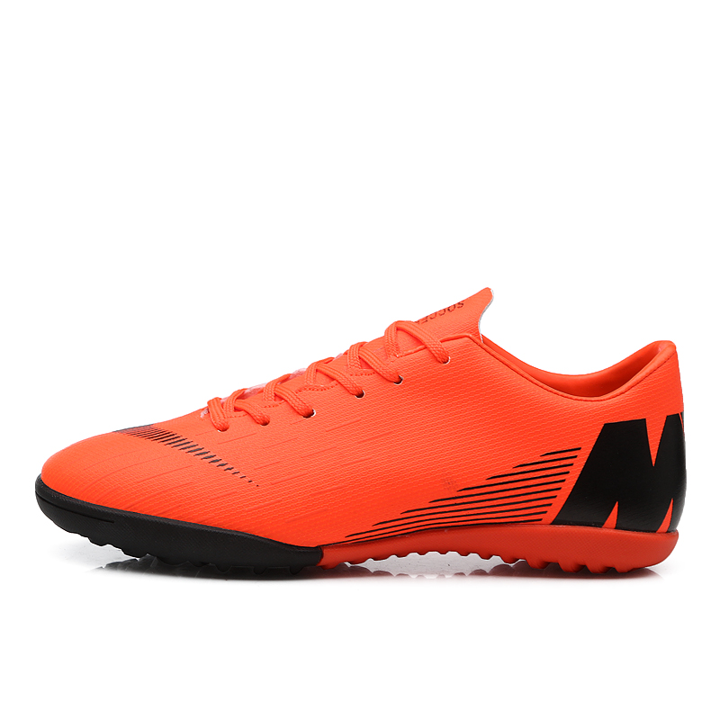 Image 3 - Football Shoes Men Turf Spikes Football Boy Women Outdoor Athletic Trainers Sneakers Adults Brand Professional Soccer Futbol-in Soccer Shoes from Sports & Entertainment