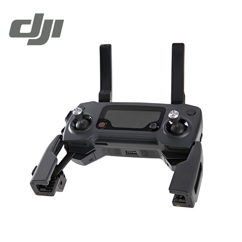 DJI Mavic Pro Remote Controller ( Suppor Dual Controller Mode ) for Mavic Pro Control Quadcopter RC Drones Original Accessories keyshare dual bulb night vision led light kit for remote control drones
