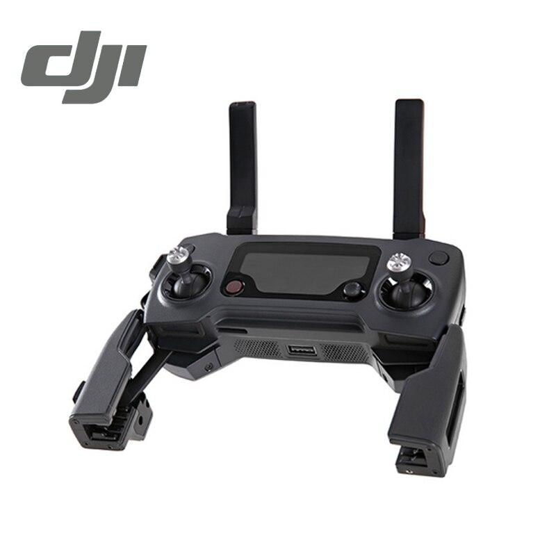 DJI Mavic Pro Télécommande (Suppor Double Contrôleur Mode) pour Mavic Pro Contrôle Quadcopter RC Drones D'origine Accessoires