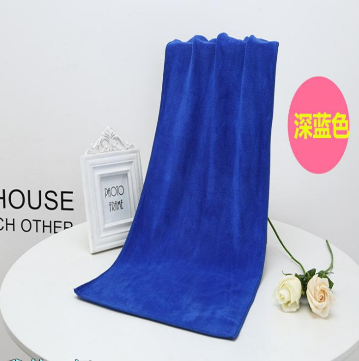 80 180 hotel pedicure sofa towel beach large towel beauty salon special bed towel in Bath Towels from Home Garden