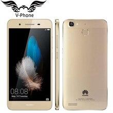 Оригинальный Huawei наслаждаться 5S мобильный телефон 2 ГБ оперативной памяти 16 ГБ ROM 5 дюймов Android 5.1 Octa core MTK6753 1.5 ГГц 4 г Поддержка Dual SIM 13.0MP