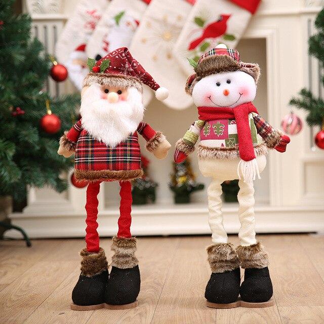 Muecos. Mc Noah Mueco. Beautiful Retrctil Navidad Pap Noelmueco De ...