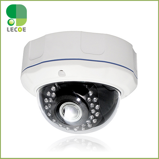 ФОТО 2.0MP 1080P Vandalproof Security Network Cctv POE IP CCTV Camera Night Vision Outdoor  2.8MM