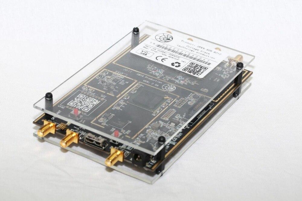 2018 RF scheda di sviluppo AD9361 70 MHz-6 GHz SDR Software Defined Radio USB3.0 Compatibile con USRP B210 pieno duplex SDR
