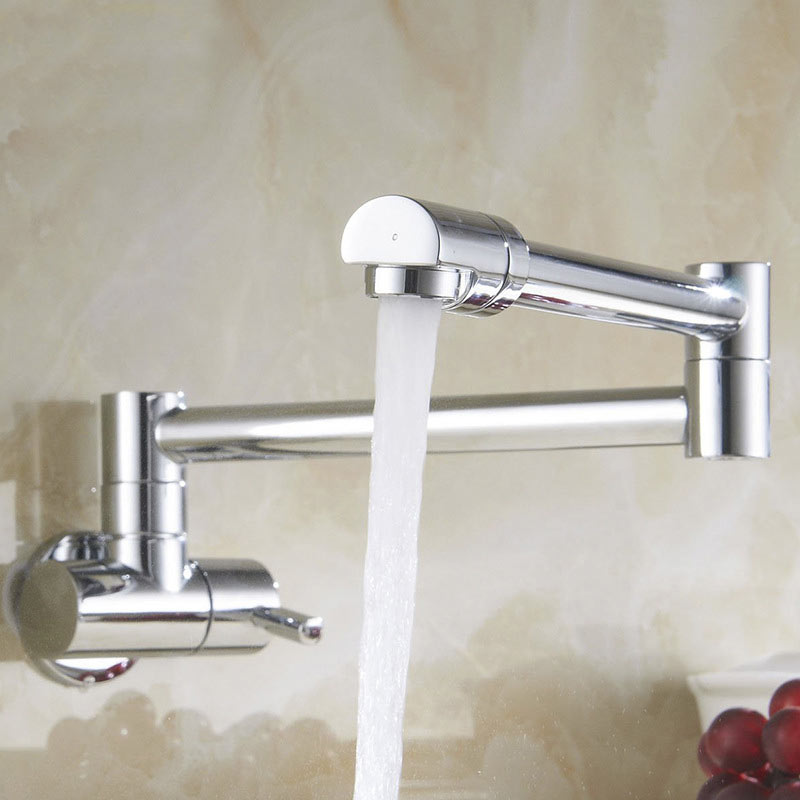 Wall mount kitchen faucet 1.5 mm to awg