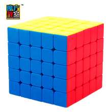 MoYu MF5 MOFANGJIAOSHI 5x5x5 Sticker Speed Cube Magic Cube Puzzle Toys Educational Toys