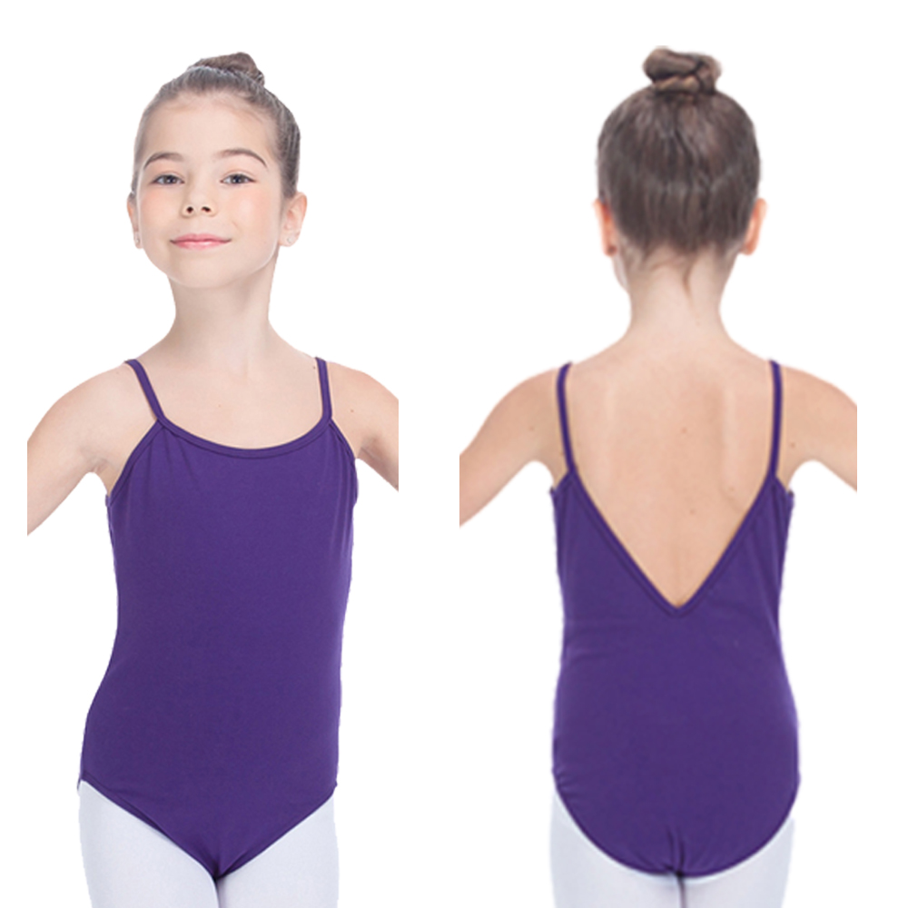 Fast Delivery MAJOR Cotton Lycra Camisole Ballet LEOTARD UK STOCK