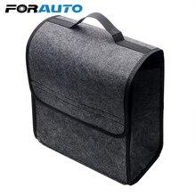 Багажник автомобиля, сумка для хранения авто сзади чехол для хранения Автомобиль Организатором аксессуары откидное сиденье обратно инструмент держатель для сумки Box Car стиль