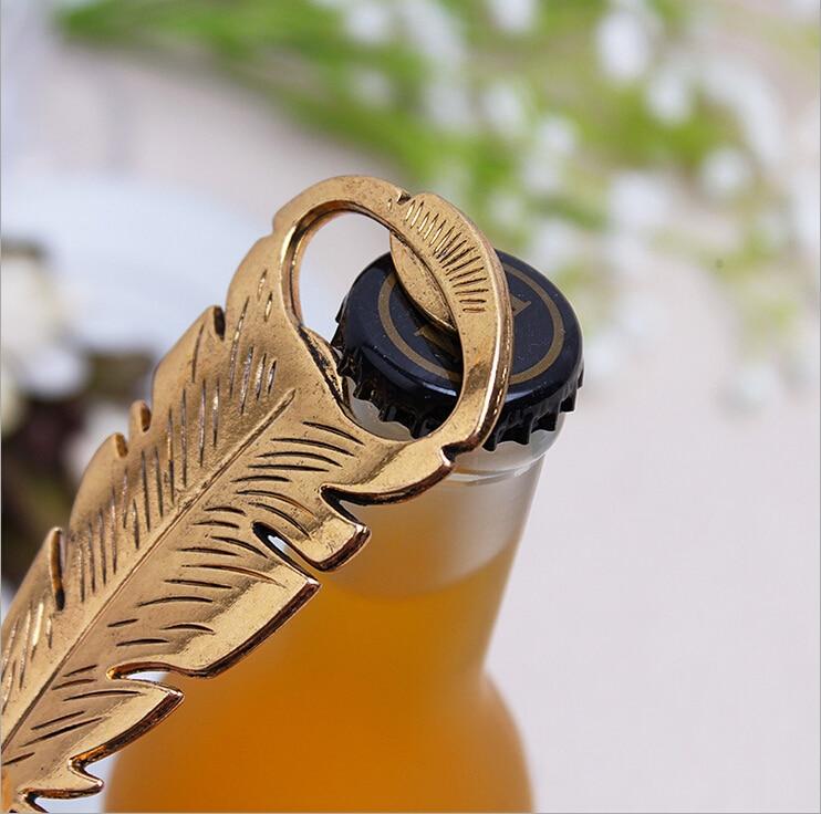 paunovo perje otvarač za boce otvarač za zlatne boce favorizira - Kuhinja, blagovaonica i bar - Foto 3