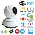 720 P Cámara IP Wifi Plug and Play Smart Cámara Pan & inclinación V380 App P2P Nube de Dos Vías de Audio Cámara Wlan Hotspot Kamera