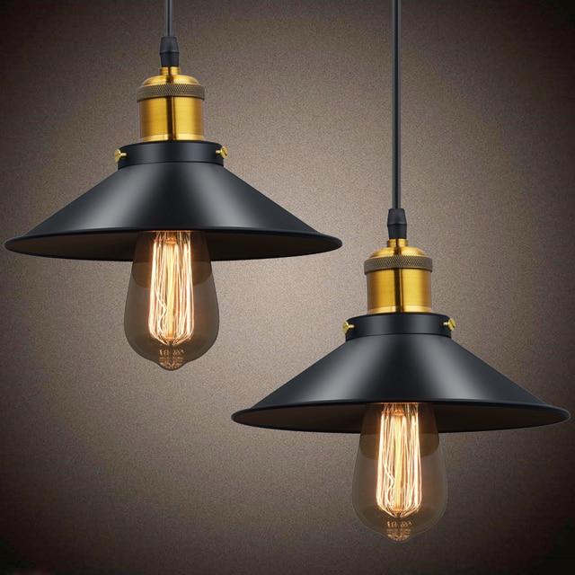 moderne hanglamp nordic koper vintage verlichting rusland loft eetkamer slaapkamer hanglampen retro e27 edison opknoping lamp