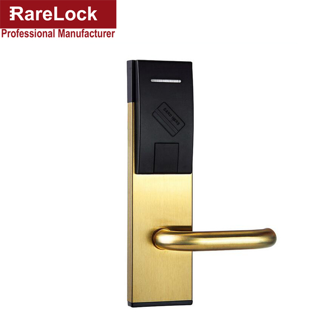 Rarelock Christmas Supplies Digital Electric Door Handle Lock RFID for Hotel Women Bag Dress Jewelry Shop  sc 1 st  AliExpress.com & Rarelock Christmas Supplies Digital Electric Door Handle Lock RFID ...