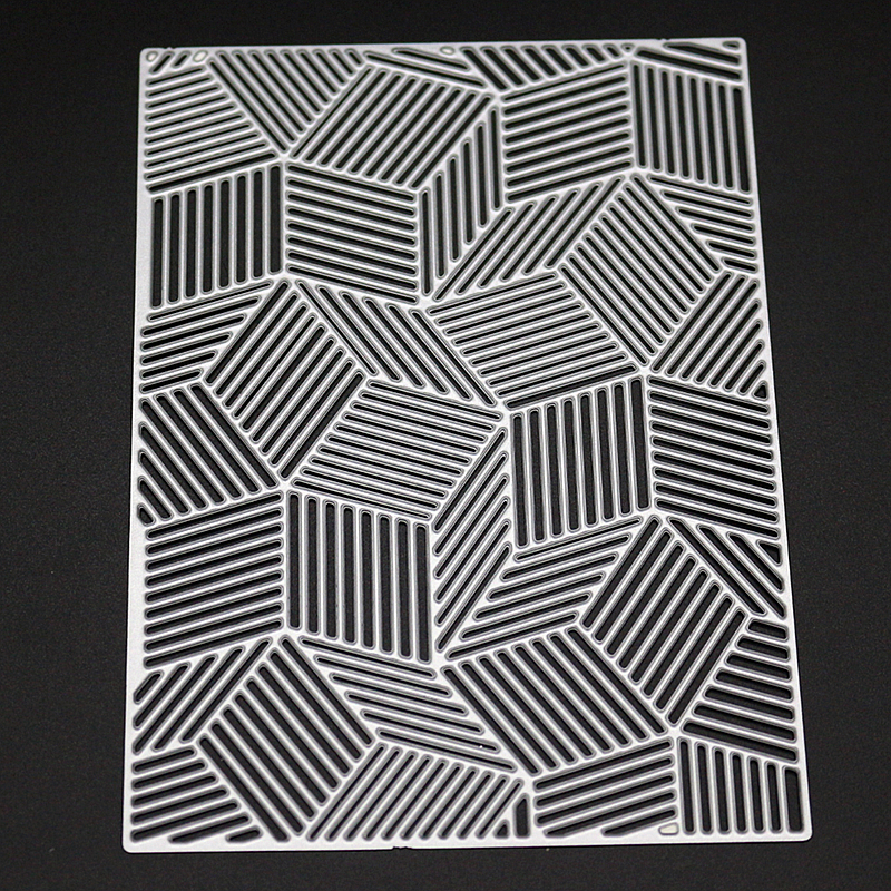 EMBOSSING DIESCOVER Metal Cutting Dies For Scrapbooking Stencils DIY Album Cards Decoration Embossing Folder Craft Die Cuts MOLD