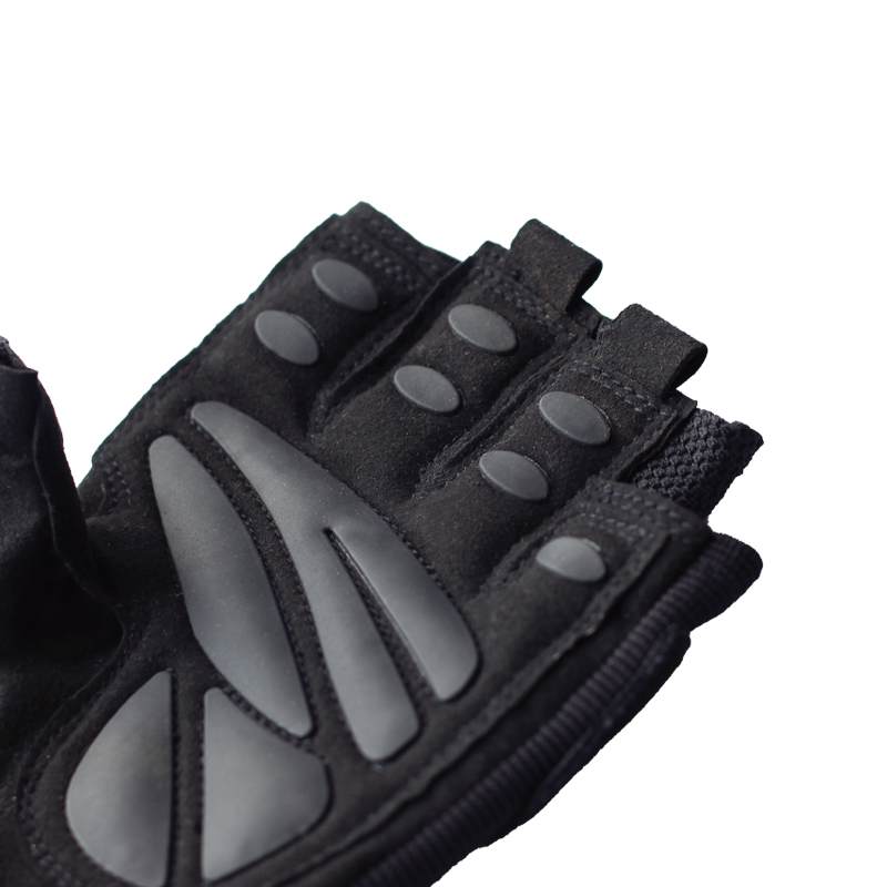 TMT Sarung Tangan Angkat Berat Sarung Tangan Kebugaran Pria Wanita - Kebugaran dan binaraga - Foto 3