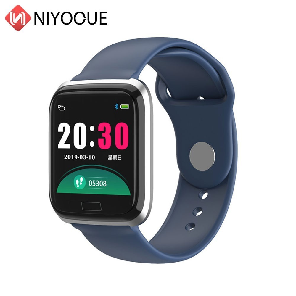 CY05 Smart Watch Sport Waterproof Pedometer Bracelet Blood Pressure Heart Rate Monitor Call And Information Push Smartwatch Band