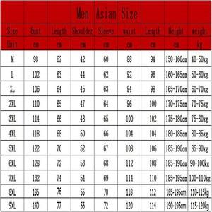 Image 5 - Mens large size M 9XL New Mens  Sets Autumn Sports Suit Sweatshirt + Track Pants Clothing For Men 2 pieces Sets Slim Outerwear